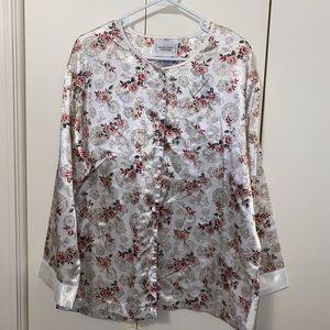 Amanda Stewart Country Pajama Top